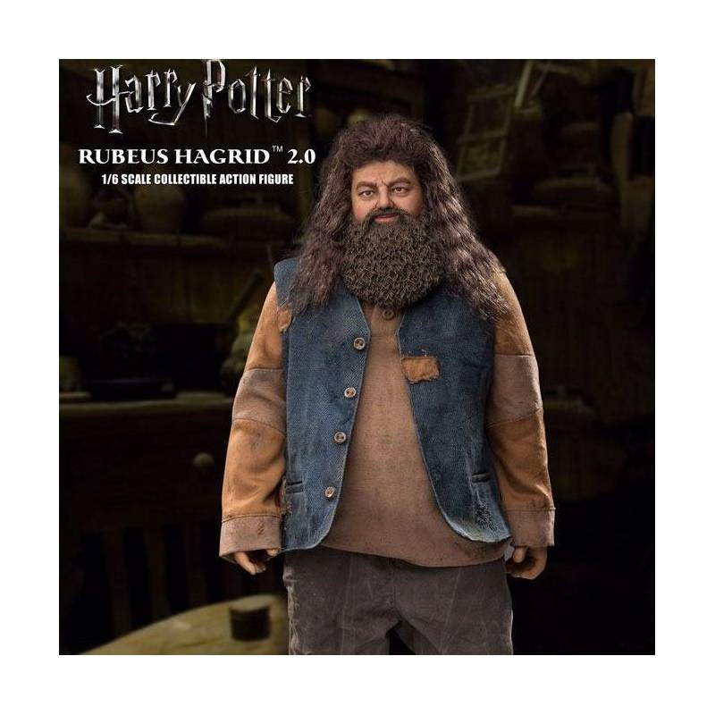 Rubeus Hagrid 2.0 My Favourite Movie Star Ace Toys 1/6 (Harry Potter)