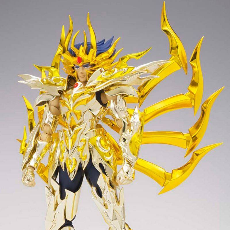 Saint Cloth Myth EX Cancer Deathmask (Saint Seiya Soul of Gold)