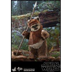 Wicket Hot Toys MMS550 1/6 (Star Wars VI : Return of the Jedi)