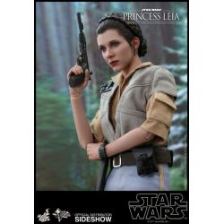 Princesse Leia Hot Toys MMS549 1/6 (Star Wars VI : Le Retour du Jedi)