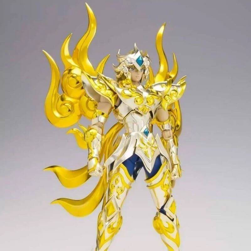 Saint Cloth Myth EX Leo Aiolia (Saint Seiya Soul of Gold)