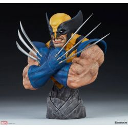 Wolverine Sideshow Collectibles buste (Marvel Comics)