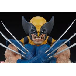 Wolverine Sideshow Collectibles bust (Marvel Comics)
