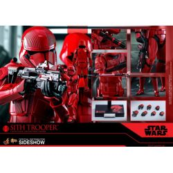 Sith Trooper Hot Toys MMS544 1/6 (Star Wars IX : The Rise of the Skywalker)
