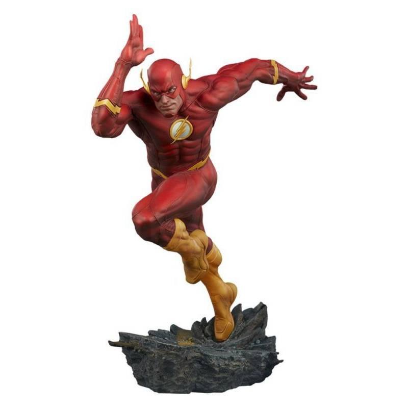 The Flash Premium Format Sideshow Collectibles (DC Comics)