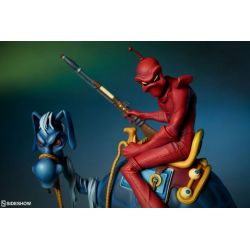 William Stout's Red Rider Sideshow Collectibles (Wizards)