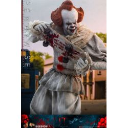 Pennywise Hot Toys MMS555 (IT : Chapter Two)