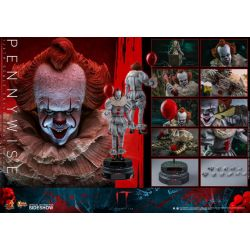 Pennywise Hot Toys MMS555 (Ça : Chapitre 2)