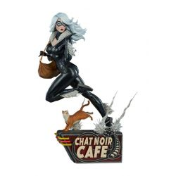 Black Cat Sideshow Collectibles (Spider-Verse)