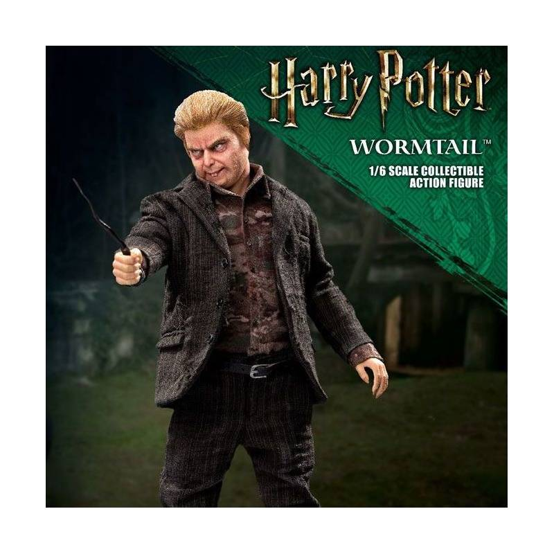Wormtail (Peter Pettigrew) My Favourite Movie Star Ace Toys (Harry Potter)
