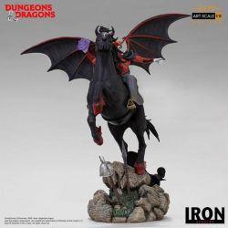 Venger with Nightmare et Shadow Demon Deluxe BDS Art Scale Iron Studios (Donjons et Dragons)