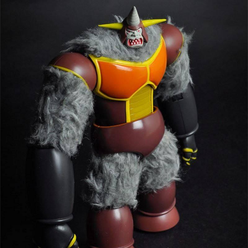 King Gori Metaltech 12 HL Pro Red Eyes Version (Grendizer)