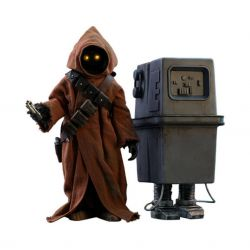 Jawa et EG-6 Power Droid Hot Toys MMS554 (Star Wars IV)