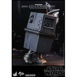 Jawa and EG-6 Power Droid Hot Toys MMS554 (Star Wars IV)