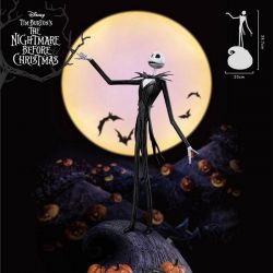 Jack Skellington Master Craft (L'Etrange Noel de Monsieur Jack)