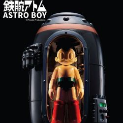 Astro Boy Deluxe The Real Series Atom (Astro Le Petit Robot)
