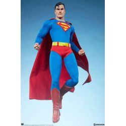 Superman Sixth Scale Sideshow Collectibles (DC Comics)