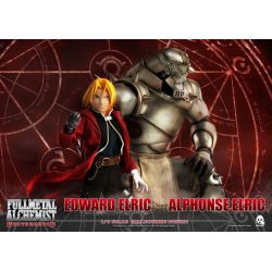 Alphonse and Edward Elric 1/6 (Fullmetal Alchemist Brotherhood)