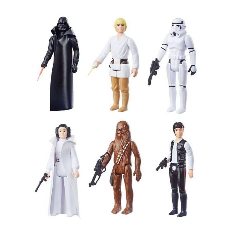 Retro Collection 2019 10 cm Hasbro (Star Wars Episode IV)