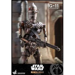 IG-11 Hot Toys TMS008 (The Mandalorian)