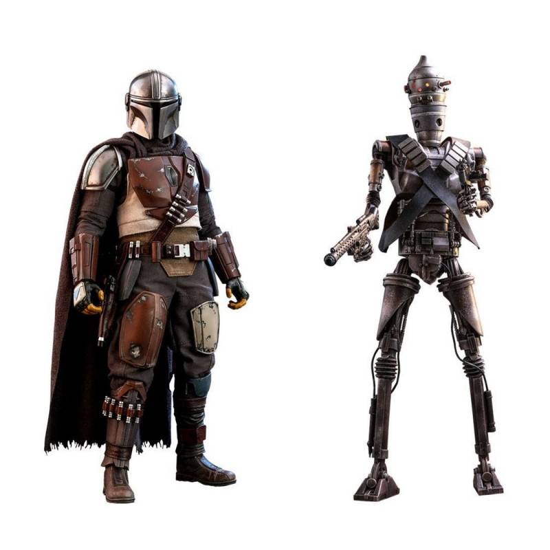 The Mandalorian and IG-11 Hot Toys (The Mandalorian)