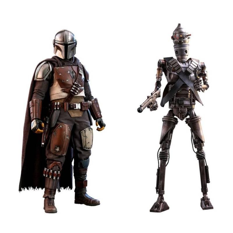 The Mandalorian et IG-11 Hot Toys (The Mandalorian)