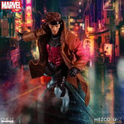 Gambit One:12 Mezco (X-Men)