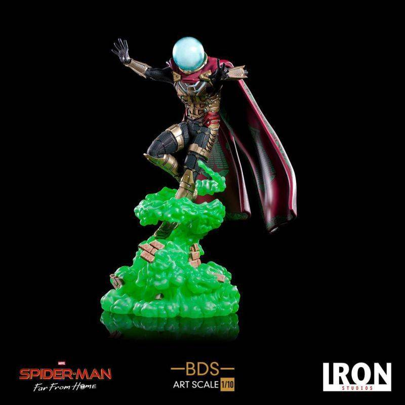 Mysterio BDS Art Scale 1/10 (Spider-Man Far From Home)