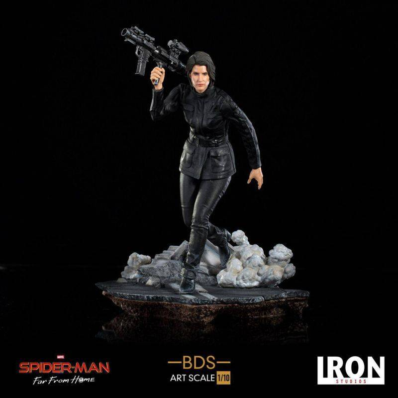 Maria Hill BDS Art Scale 1/10 (Spider-Man Far From Home)