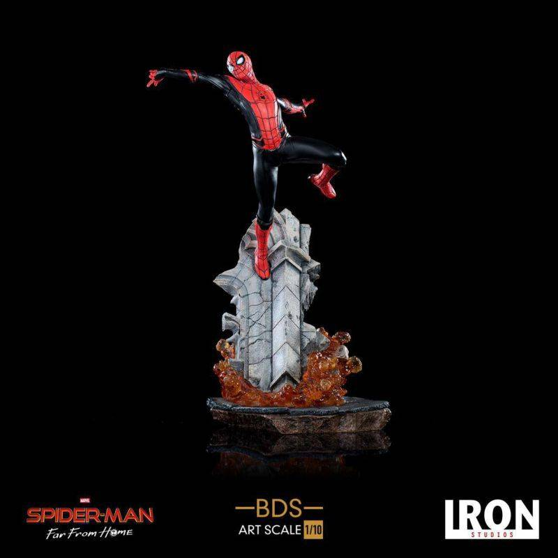 Spider-Man BDS Art Scale 1/10 (Spider-Man Far From Home)