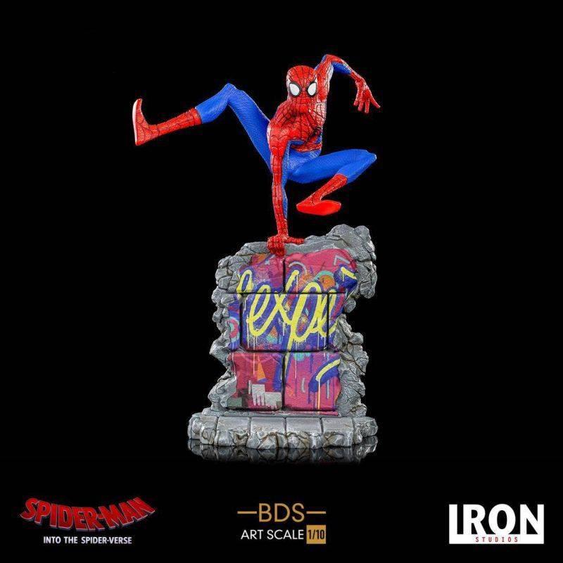 Spider-Man BDS Art Scale 1/10 (Spider-Man New Generation)