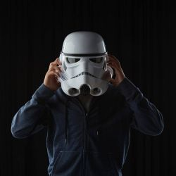 Stormtrooper Black Series Hasbro helmet 1/1 (Star Wars)