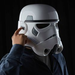 Stormtrooper Black Series Hasbro casque 1/1 (Star Wars)