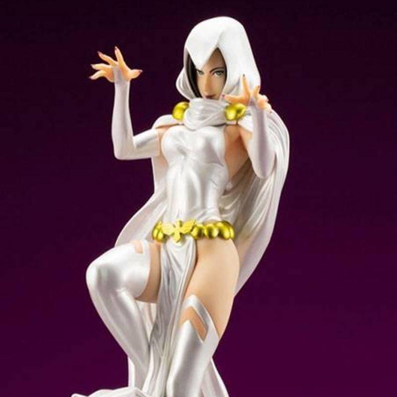Raven White Costume Bishoujo 1/7 Kotobukiya (DC Comics)