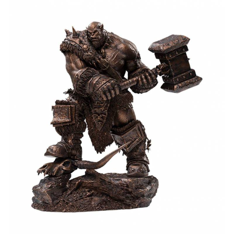 Orgrim Damtoys Imitation Bronze Version (Warcraft The Beginning)