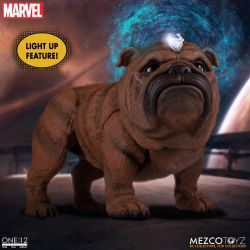 Flèche Noire et Gueule d'Or One:12 Mezco (Inhumains - Marvel)