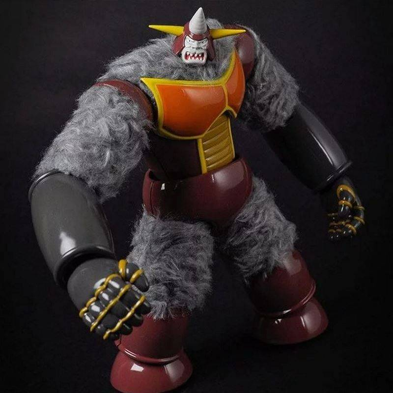 King Gori Metaltech 12 HL Pro (Grendizer)