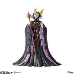 Maleficient Enesco Disney Traditions Halloween (Sleeping Beauty)