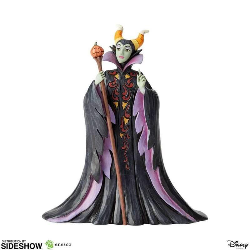 Maléfique Enesco Disney Traditions Halloween (La Belle au Bois Dormant)