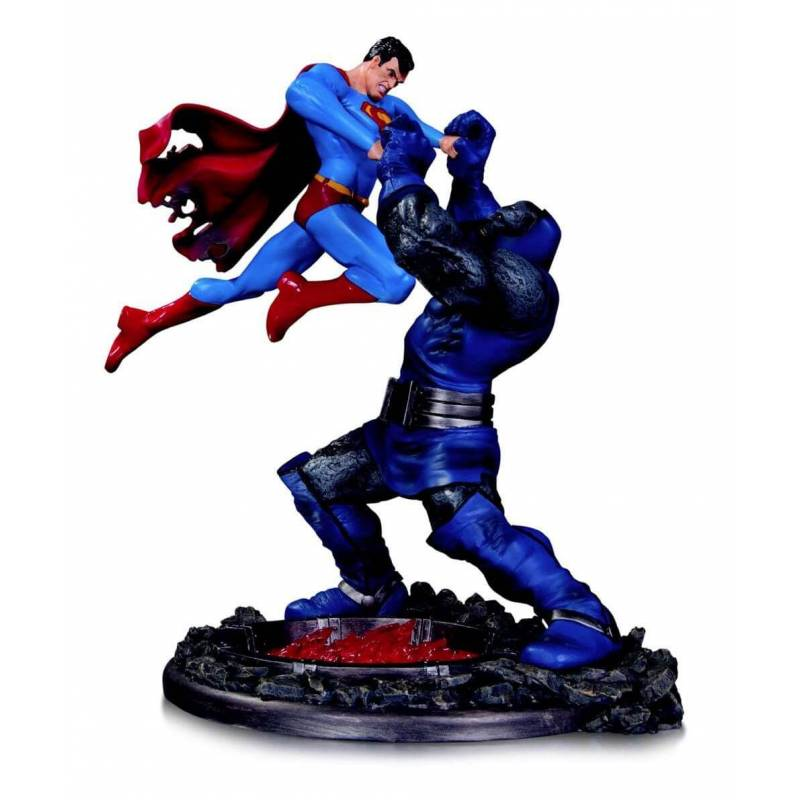 Superman vs Darkseid DC Collectibles 3nd edition (DC Comics)