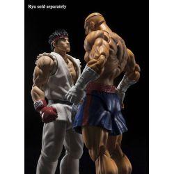 Sagat SH Figuarts Tamashii Web Exclusive (Street Fighter)