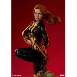 Black Widow Sideshow Collectibles Avengers Assemble 1/5 (Marvel Comics)
