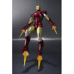 Iron Man Mark VI SH Figuarts Hall of Armor Set (Iron Man)