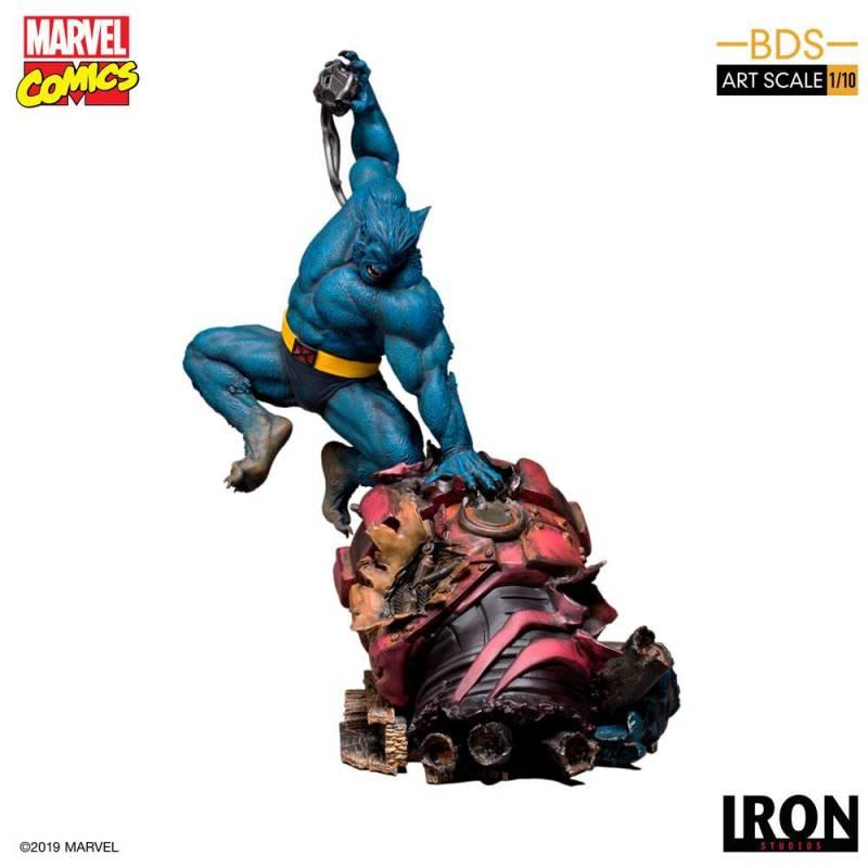 Le Fauve BDS Art Scale 1/10 Iron Studios (X-Men)