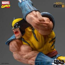 Wolverine BDS Art Scale 1/10 Iron Studios (X-Men)