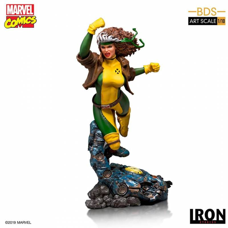 Rogue BDS Art Scale 1/10 Iron Studios (X-Men)