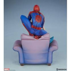 Spider-Man et Mary Jane Sideshow Collectibles J Scott Campbell (Spider-Man)
