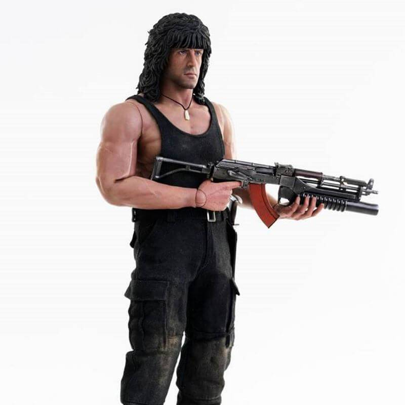 John Rambo 1/6 ThreeZero (Rambo III)