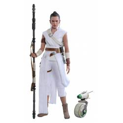 Rey et D-O Hot Toys MMS559 (Star Wars IX)