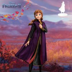 Anna Master Craft Beast Kingdom (La Reine des Neiges 2)
